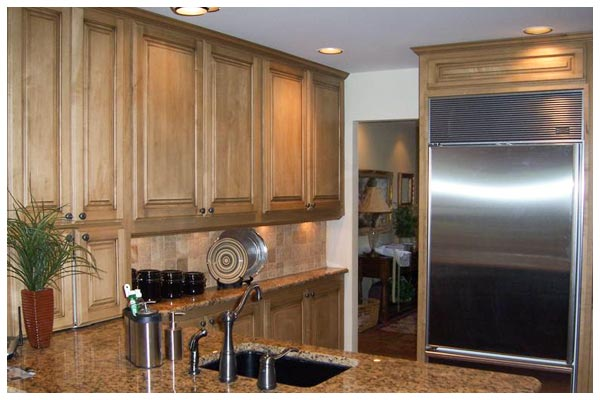 Custom Kitchen Cabinet Refacing in West Hartford, Connecticut