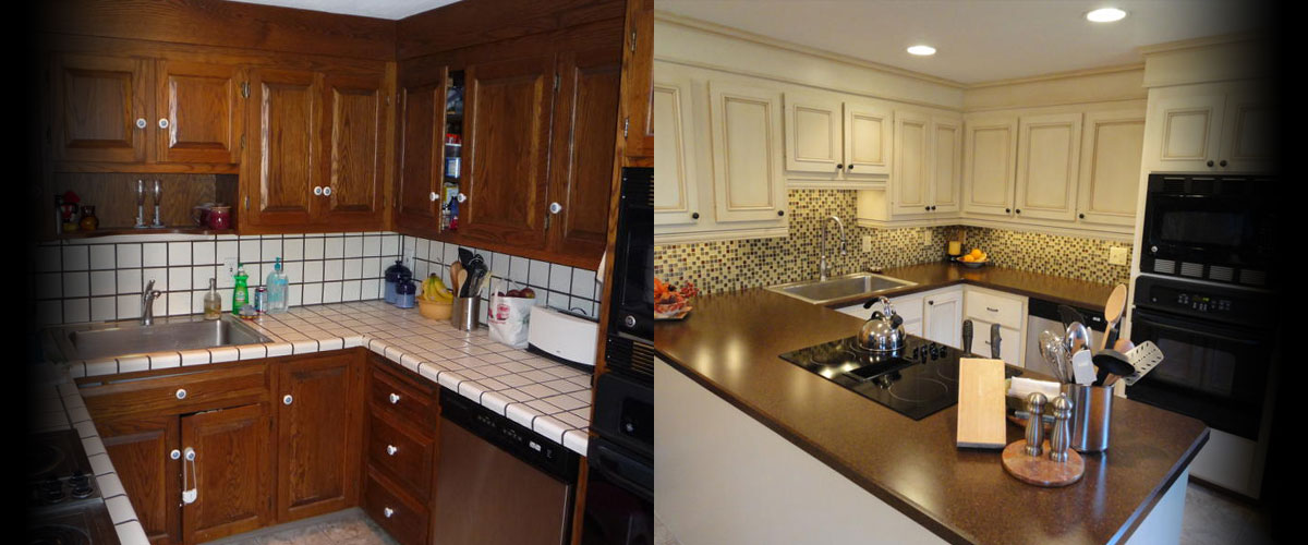 Heartwood Cabinet Refacing - Connecticut Cabinet Refacing